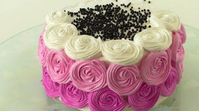 Очень вкусный бисквитный торт: лучший рецепт