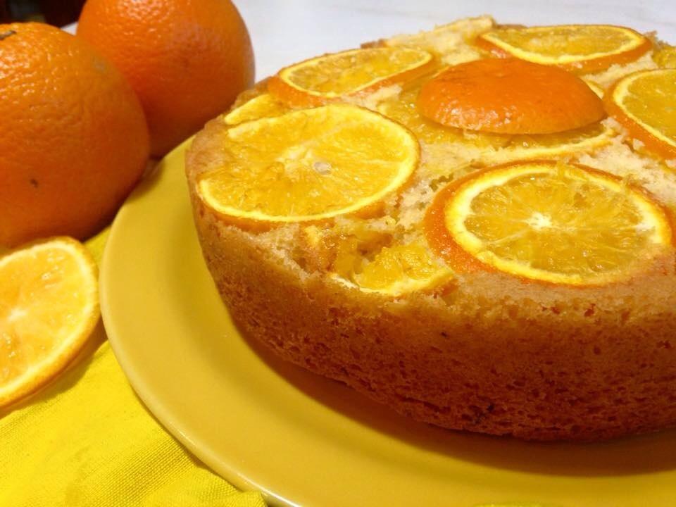 Изумительно вкусный апельсиновый пирог