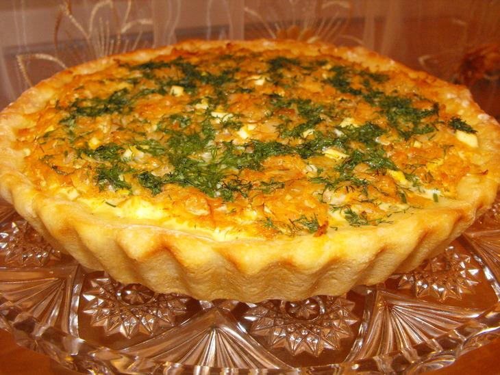 Великолепный пирог с капустой: еще один рецепт любимой выпечки