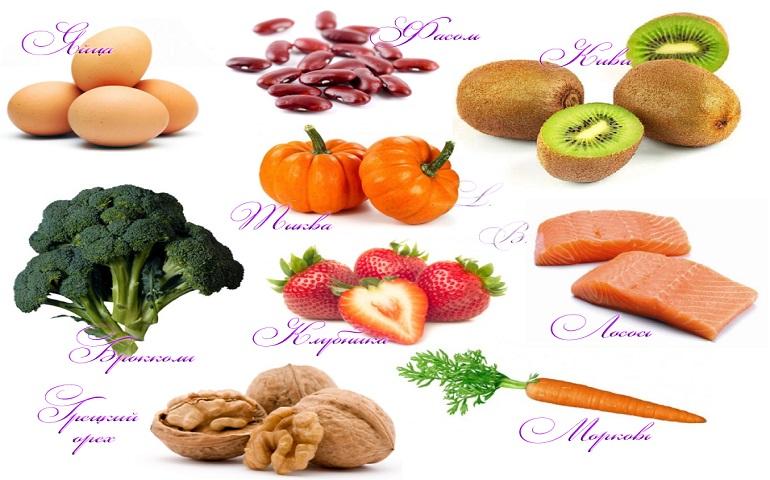 Продукты для очищения сосудов: натуральные природные лекарства