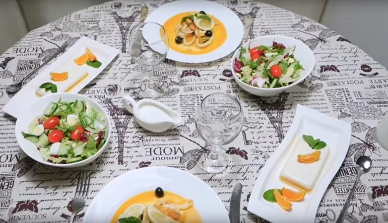 Романтический ужин на 14 февраля: порадуйте любимых