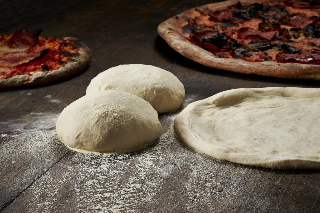 Тесто для пиццы, как в пиццерии: ну очень вкусное