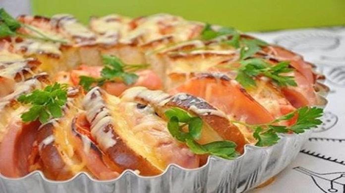 Оригинальные горячие бутерброды: не только вкусно, но и красиво