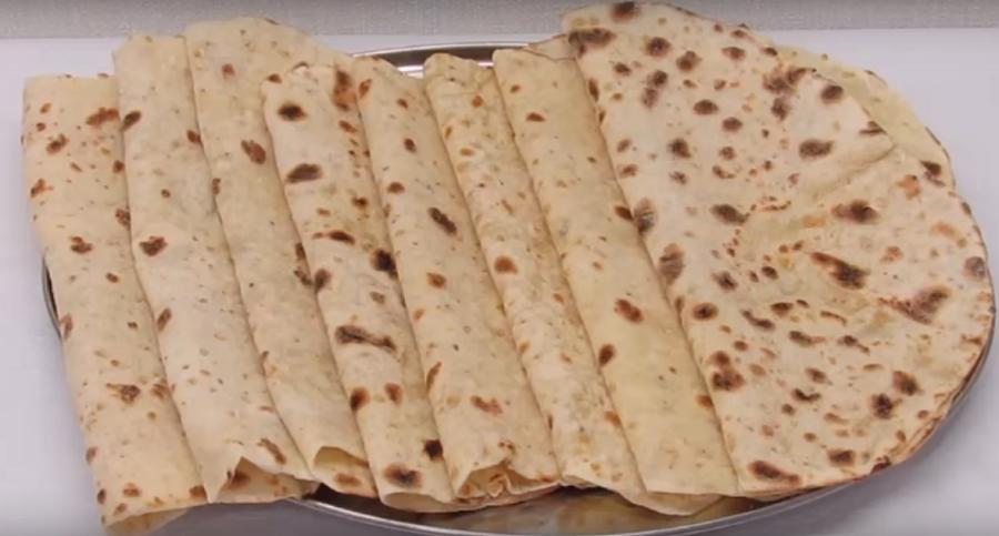 Лепешка вместо хлеба: без дрожжей и разрыхлителя