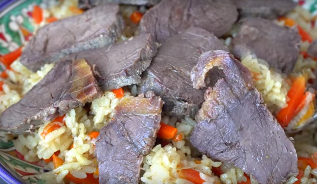 Восточный обед для всей семьи - вкусное и простое блюдо