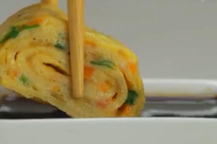 Бесподобный японский омлет «Тамаго-яки»