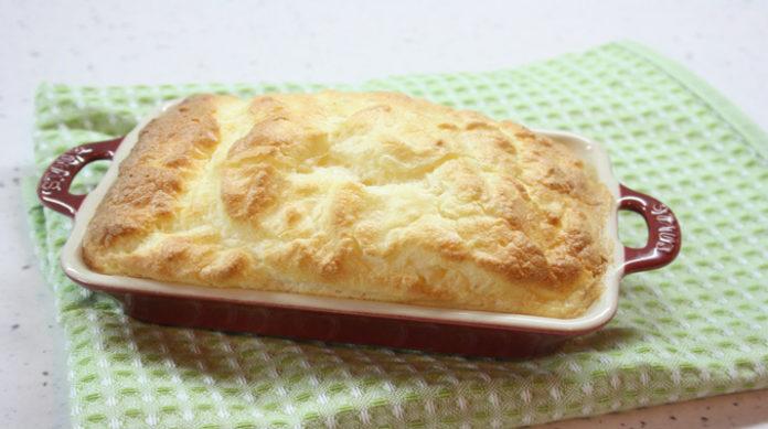 Омлет с сыром в духовке: приготовьте на завтрак