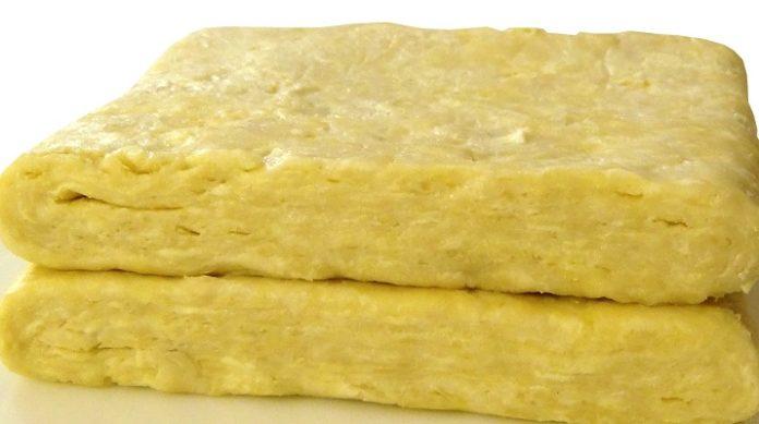 Рубленое слоеное тесто: идеально для сладкой выпечки