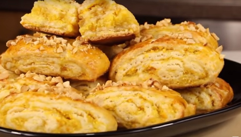 Печенье с апельсинами: ароматное лакомство к чаю