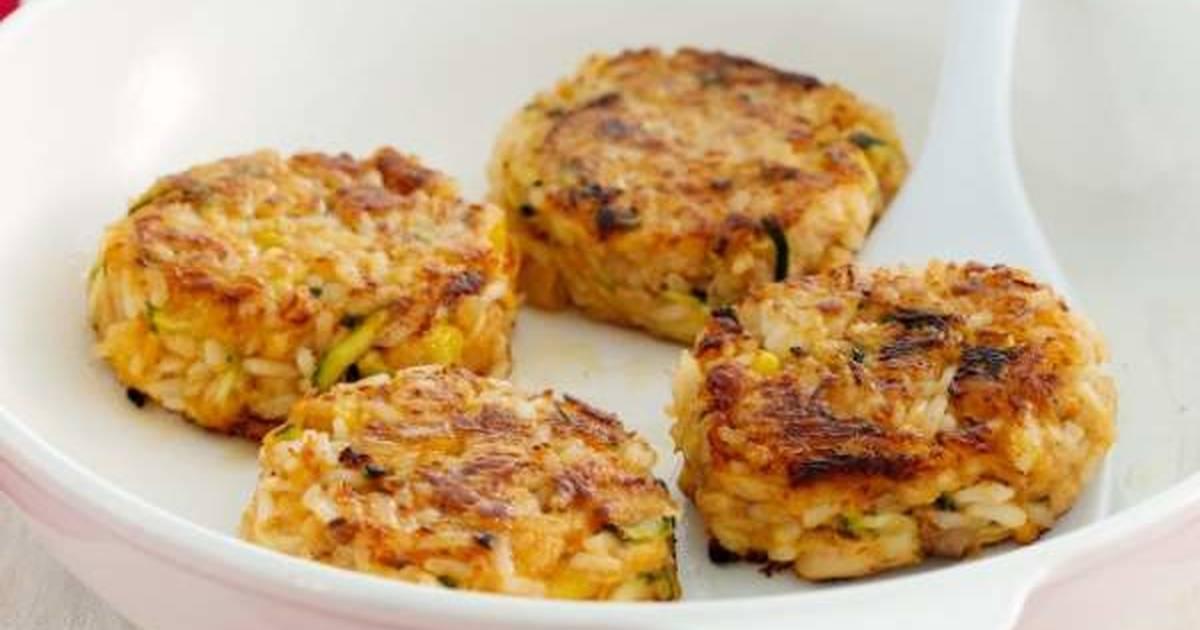 Рисовые котлеты с тунцом: бомбически вкусное блюдо