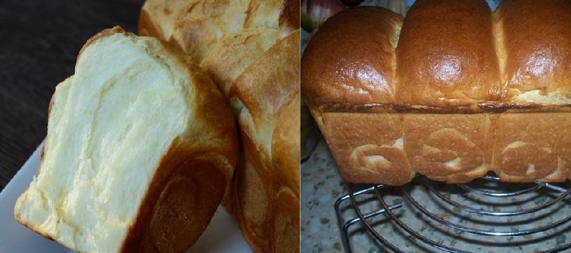 Очень вкусный молочный хлеб