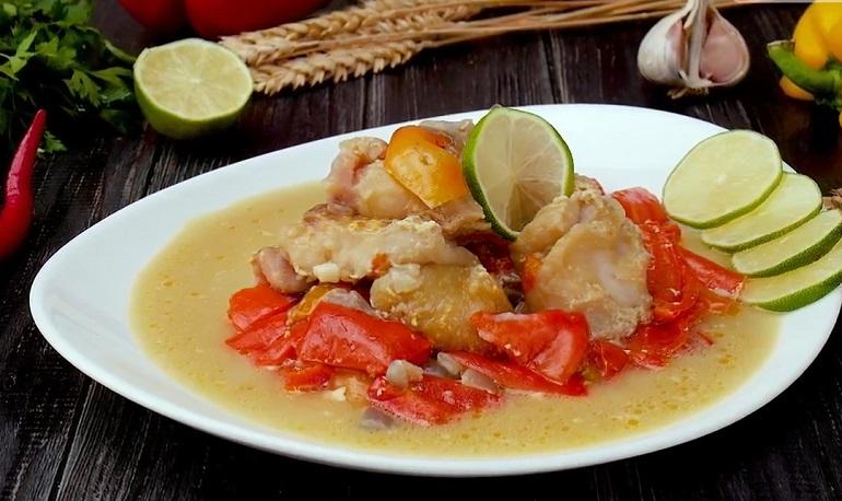 Жаркое из рыбы: легкое, но сытное блюдо