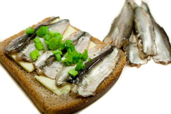Килька в маринаде: старинный рецепт