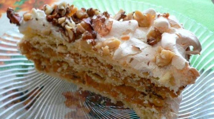 Торт а-ля «По-киевски»: новый вкус классического десерта