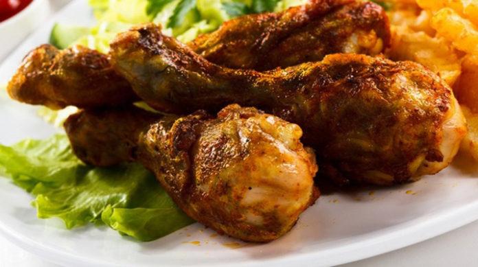Шашлык из куриных голеней: делайте двойную порцию