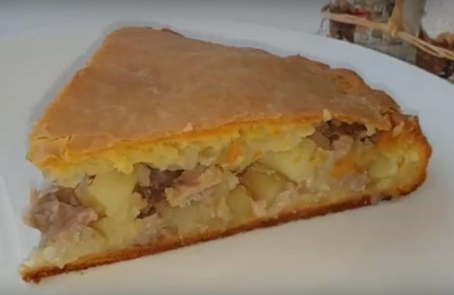 Очень простой, но невероятно вкусный пирог