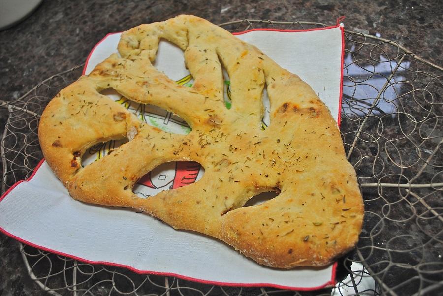 Хлеб из картофельного теста: для тех, кто любит корочку