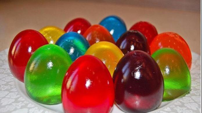 Необычные пасхальные яйца своими руками