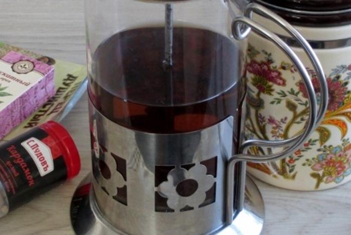 Ароматнейший пряный чай