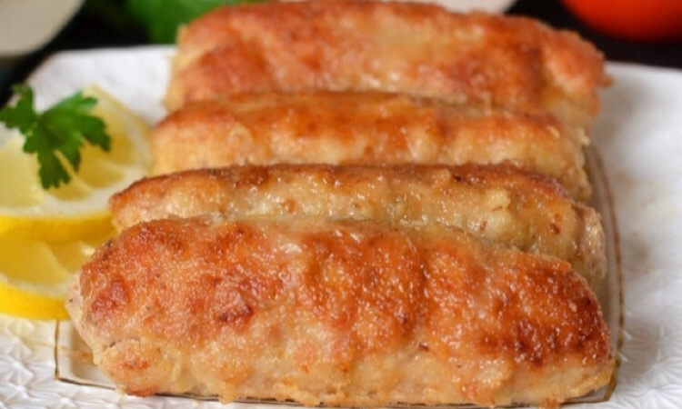 Мега аппетитные мясные пальчики с грибами