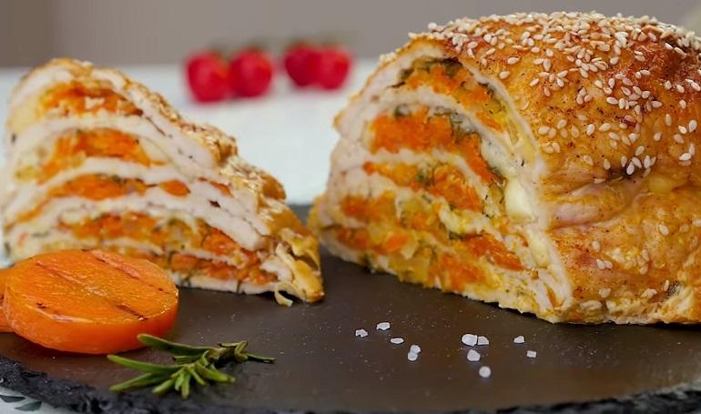 Куриная грудка с сыром: обязательно стоит научиться готовить