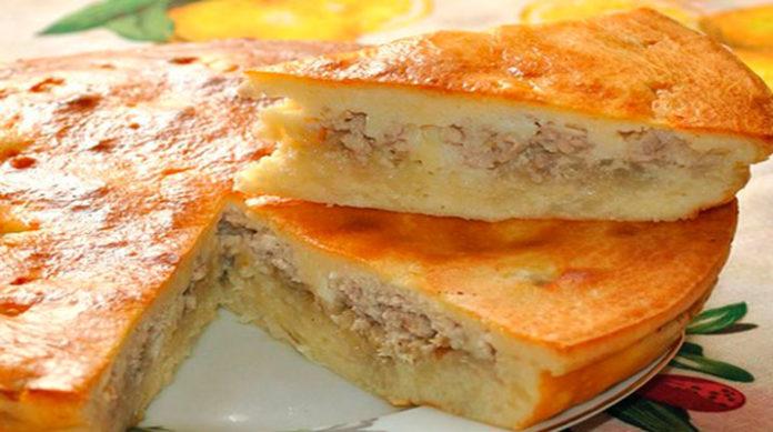 Пирог с курицей и сыром: сытная и вкусная выпечка