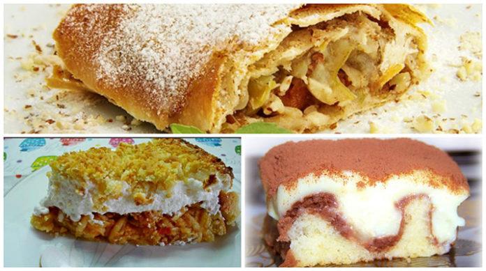 ТОП-3 яблочных пирога: их вкус покорил весь мир