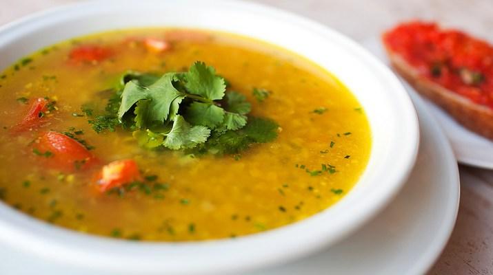 Суп из чечевицы: легкое первое блюдо