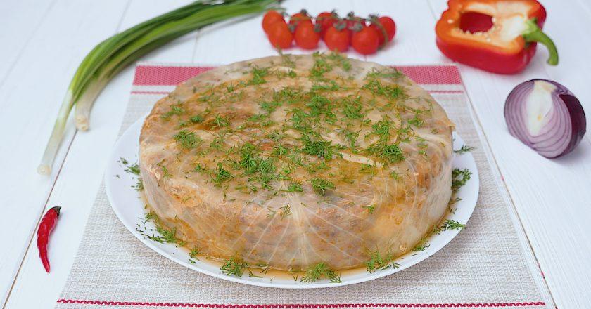 Обалденная капустная лазанья