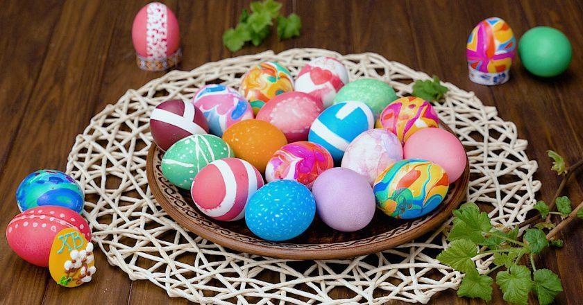 Декорируем яйца к Пасхе: сплошное удовольствие