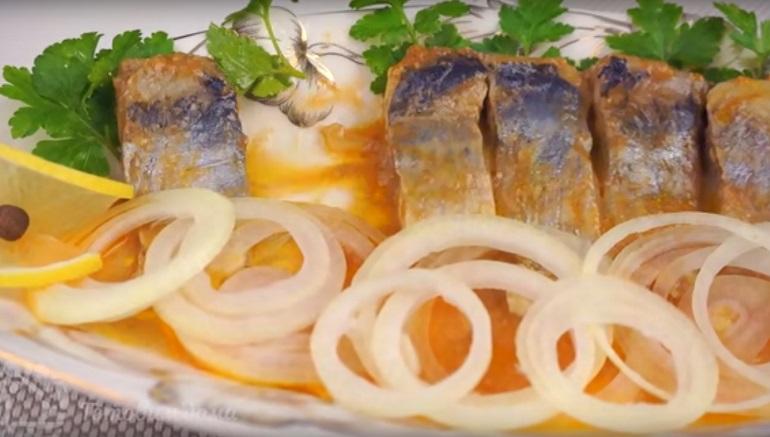 ТОП-5: постные блюда из рыбы на любой вкус