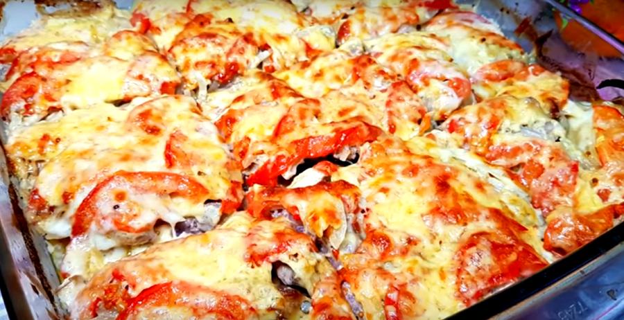 Картофельная запеканка с мясом: сытный обед для всей семьи