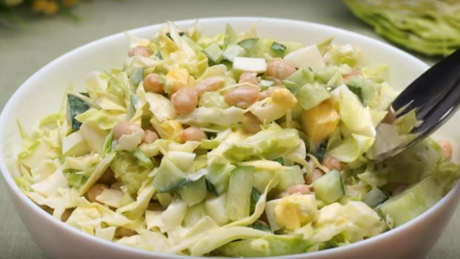 Салат нур с капустой: этот рецепт должен быть у каждой хозяйки
