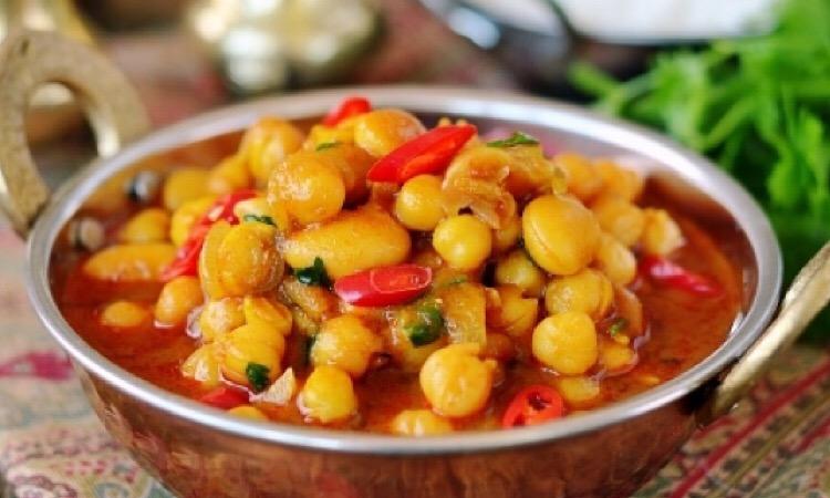 Карри с нутом: такое азиатское блюдо покорит каждого