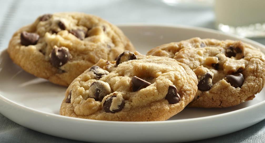 Печенье за 12 минут: мега быстрое и вкусное
