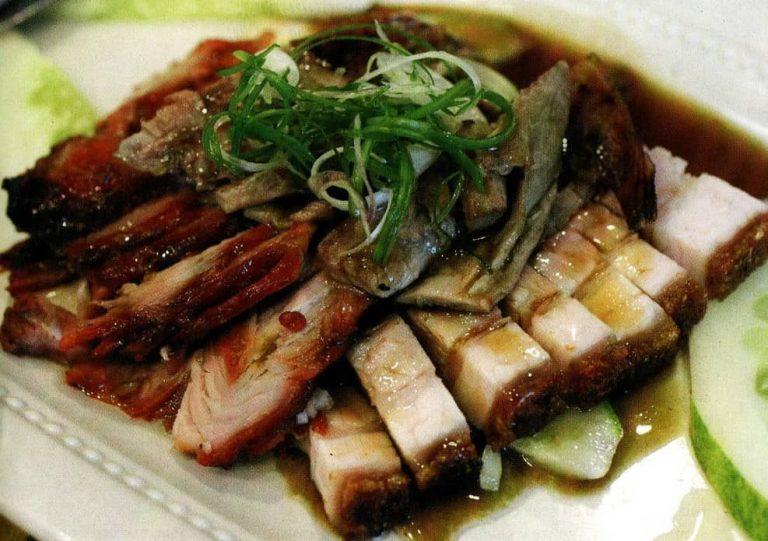 Свинина по-китайски — пряный аромат и нежный вкус!
