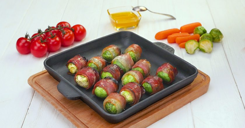 Брюссельская капуста в духовке: вкусно и полезно