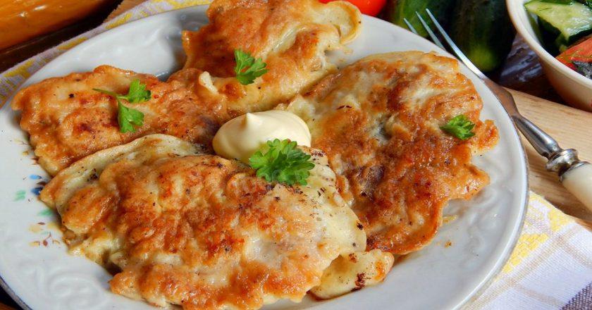 Мега аппетитные отбивные из куриного филе в духовке
