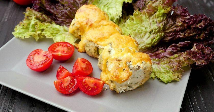 Кабачки с курицей в духовке: обязательно попробуйте