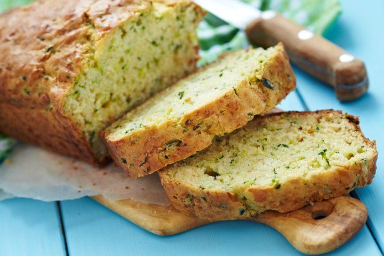 Кабачковый хлеб с сыром: вкуснее не придумаешь