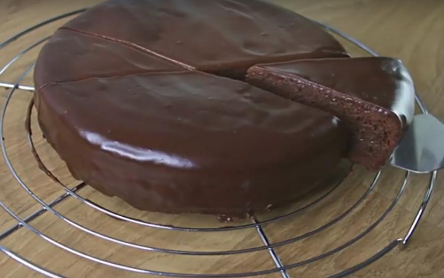 Лучший шоколадный торт