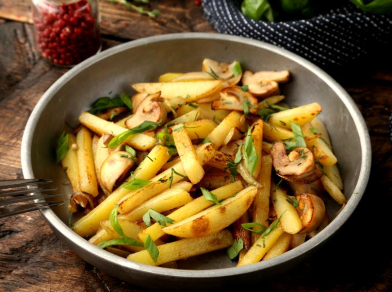 Кулинарные хитрости: как сделать картофель вкуснее