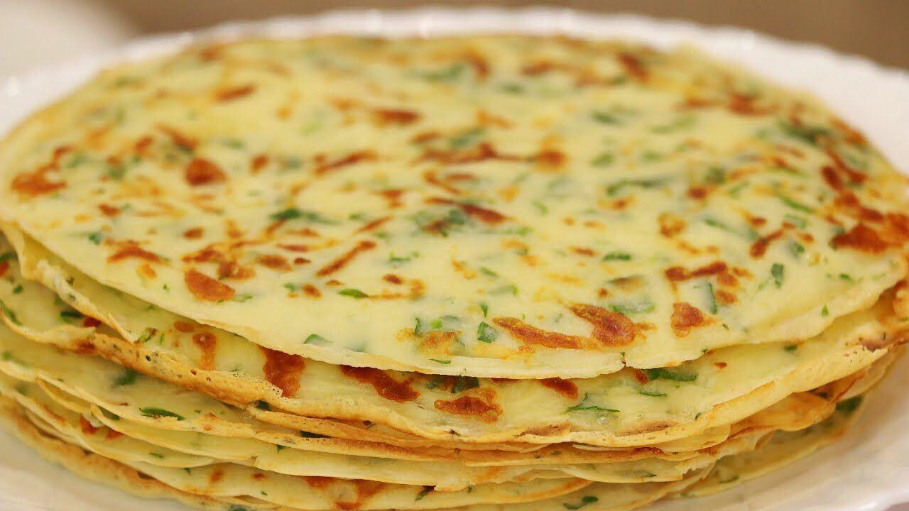 Картофельные блинчики с сыром и зеленью: нереально вкусное блюдо