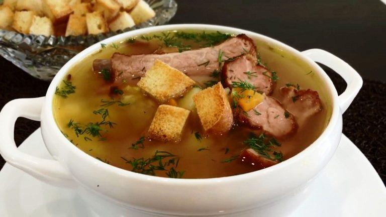Гороховый суп: сразу несколько рецептов в одном месте