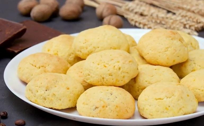 Печенье на вареных желтках: да не простое, а с секретом