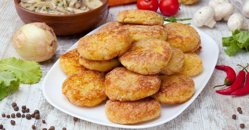 Котлеты с рисом и картошкой: и мяса не надо!
