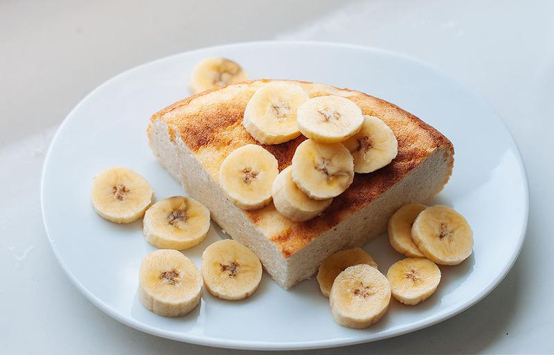 Вкуснейшая банановая запеканка