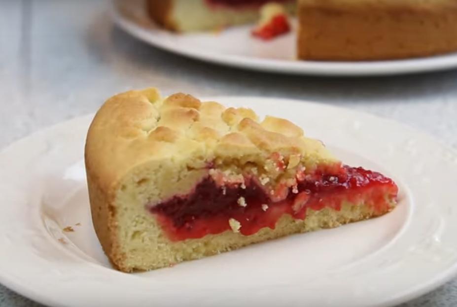 Домашний пирог - простой и вкусный