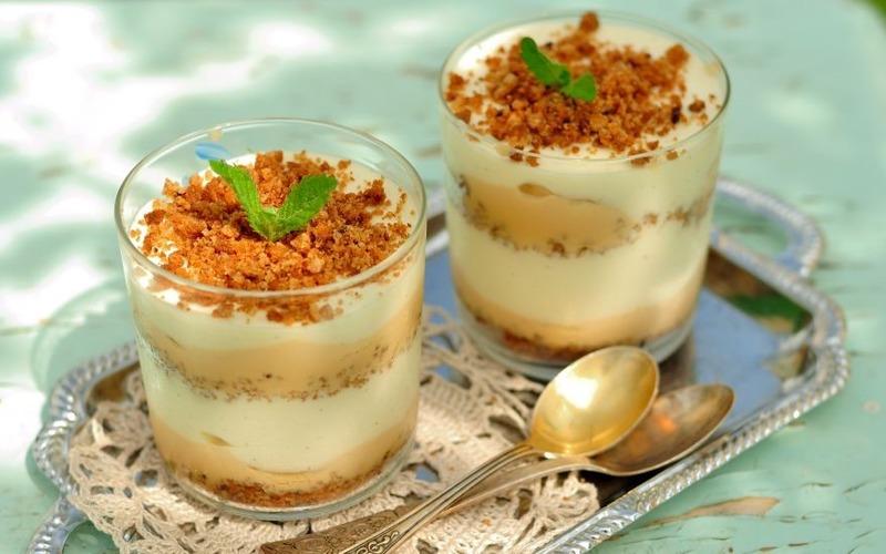 Холодные десерты: доступные и полезные блюда