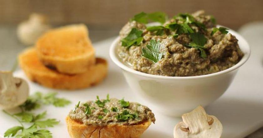 Домашний паштет: простые и вкусные закуски для завтрака